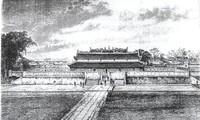 Nilai pusaka budaya dan arsitektur yang khas dari Istana Kinh Thien