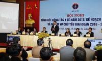 Instansi Kesehatan Vietnam terus berfokus memikirkan pendidikan barisan dokter yang berkemampuan, bertaraf kejuruan tinggi dan etika kedokteran baik