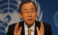 PBB mendesak RDR.Korea membatalkan rencana peluncuran satelit