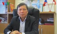Komunitas orang Vietnam di Republik Czech mengenangkan para martir