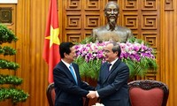 Konferensi koordinasi antara Pemerintah dan Pengurus Besar Front Tanah Air Vietnam