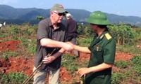 Vietnam berusaha keras untuk mengatasi akibat bom dan ranjau