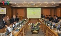 Inspektorat Pemerintah Vietnam mendorong kerjasama dengan Badan Pengawasan Administrasi Mesir