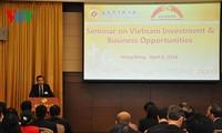 """Simposium """"Kesempatan bisnis dan investasi di Vietnam"""" diadakan di Hongkong, Tiongkok"""
