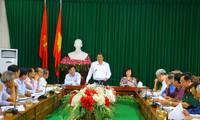 Persiapan Pemilihan anggota MN angkatan ke-14 dan Dewan Rakyat tingkat provinsi masa bakti 2016-2021 di berbagai daerah