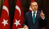 Turki menegaskan target strategis untuk masuk EU