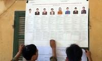 Sudah siap untuk pemilihan anggota MN dan anggota Dewan Rakyat berbagai tingkat