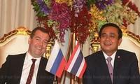 Thailand dan Rusia memperkuat hubungan di banyak segi