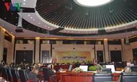 Menhan ASEAN menegaskan kembali arti penting masalah menjaga kebebasan maritim dan penerbangan di Laut Timur