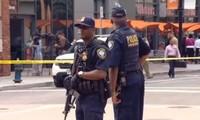 AS memperingati Hari Nasional dalam syarat keamanan yang diperketat