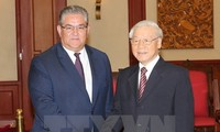 Partai Komunis Yunani mendukung pendirian Vietnam tentang masalah Laut Timur