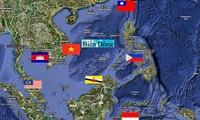 Laos mendukung pemecahan masalah Laut Timur melalui langkah-langkah damai