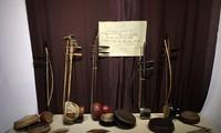 """Proyek """"Kecapi dengan suara dari benang sutera"""" kembali ke ciri khas dari instrumen musik tradisional"""