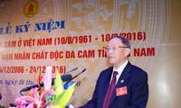 Provinsi Ha Nam memperingati ulang tahun ke-55 musibah agen oranye/dioxin di Vietnam