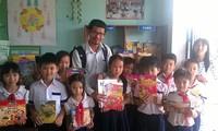 """Program """"Membawa buku ke daerah pedesaan"""" dari Vietnam dimuliakan oleh UNESCO"""