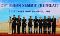 Pimpinan negara-negara ASEAN terus menyatakan kecemasan mendalam tentang situasi Laut Timur