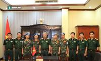 Vietnam aktif ikut serta dalam pasukan penjaga perdamaian  PBB
