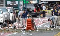 Tersangka dari ledakan di New York dituduh dengan  10 kejahatan