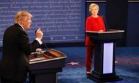 Perdebatan langsung, saat-sat yang menentukan suara pemilih dalam pilpres AS