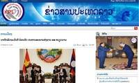Kunjungan Ketua MN Nguyen Thi Kim Ngan di Laos turut memperkuat dan mempererat lebih lanjut lagi hubungan istimewa antara dua negara