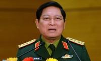 Menteri Pertahanan Vietnam menghadiri pertemuan tidak resmi Menteri Pertahanan ASEAN-AS