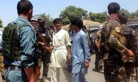 Taliban membunuh 12 polisi Afghanitasn