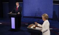 Pilpres AS 2016: Dua capres memasuki perdebatan langsung yang terakhir