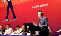 Pertemuan internasional ke-18 Partai-Partai Komunis dan Buruh dibuka di kota Hanoi