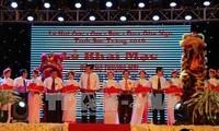 Pekan Raya Perdagangan-Pariwisata provinsi Soc Trang- 2016 memperkenalkan inti sari budaya Khmer daerah Nam Bo