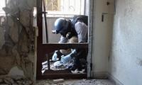 Rusia menemukan bukti tentang penggunaan senjata kimia di Suriah