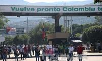 Venezuela dan Kolombia membuka kembali koridor perbatasan