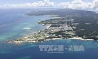 Mahkamah Agung Jepang mendukung rencana relokasi  pangkalan militer AS di Okinawa