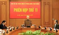Sekjen Nguyen Phu Trong: Harus bertekad dan bertindak secara lebih gigih  lagi untuk mencegah dan memberantas korupsi