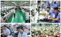 Tekstil dan produk tekstil Vietnam akan bersemarak pada tahun 2017
