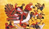 Hobi menikmati lukisan rakyat Hari Raya Tet hidup kembali