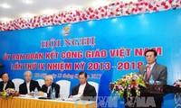 Umat Katolik Vietnam aktif ikut serta dalam gerakan kompetisi patriotik