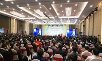 PM Nguyen Xuan Phuc menghadiri konferensi para investor di provinsi Nghe An