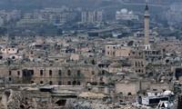 Tentara Suriah menduduki lagi pangkalan di dekat kota  Aleppo