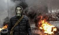 Situasi di Ukraina Timur terus mengalami perkembangan yang menegangkan
