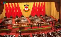 Konferensi Nasional Permusyawaratan Politik Rakyat Tiongkok dibuka