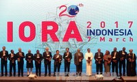 KTT Asosiasi Negara-Negara Lingkar Samudera Hindia dibuka di Indonesia