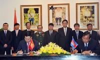 Persidangan ke-15 Komite Gabungan Vietnam-Kamboja