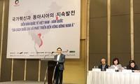 Vietnam dan Republik Korea berbagi pengalaman untuk berkembang secara berkesinambungan