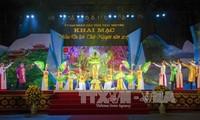 Musim Pariwisata 2017 dibuka di provinsi Thai Nguyen