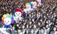 Republik Korea:  Terus berlangsung demonstransi  yang mendukung dan memprotes ibu Park Geun-hye