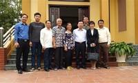 Pelajar internasional Laos dengan program Homestay
