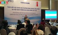 Mendorong pembangunan lingkungan bisnis yang bersih dan  lurus di Vietnam