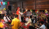 Mengkonservasikan dan mengembangkan nilai Pusaka Keyakinan Memuja Tri Dewi Ibunda di kalangan masyarakat