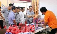 Pameran Internasional VietBuild dan Festival Arsitektur Vietnam 2017 dibuka