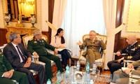 Dialog ke-2 tentang kebijakan pertahanan Vietnam-Italia